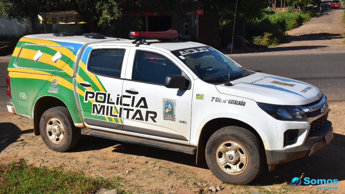 Foragido da Justiça morre ao ser baleado ao reagir a prisão em Teresina