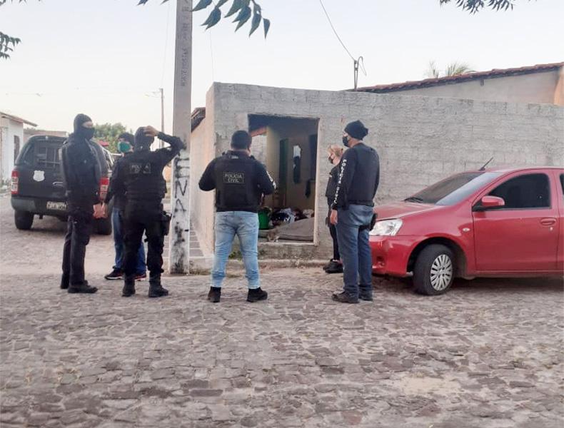 Secretaria de Segurança instala gabinete no litoral do Piauí para combater crimes