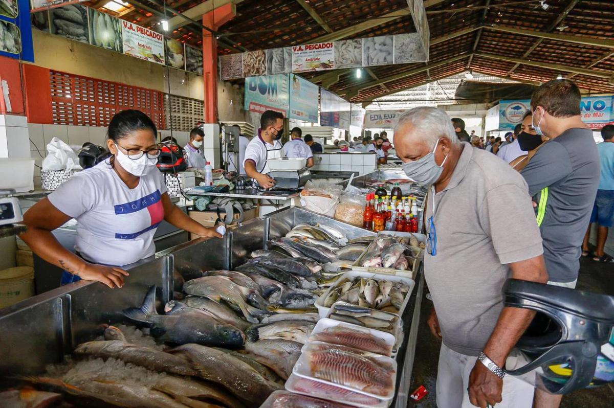 Mercado do Peixe realiza Festival Gastronômico com degustação ao público