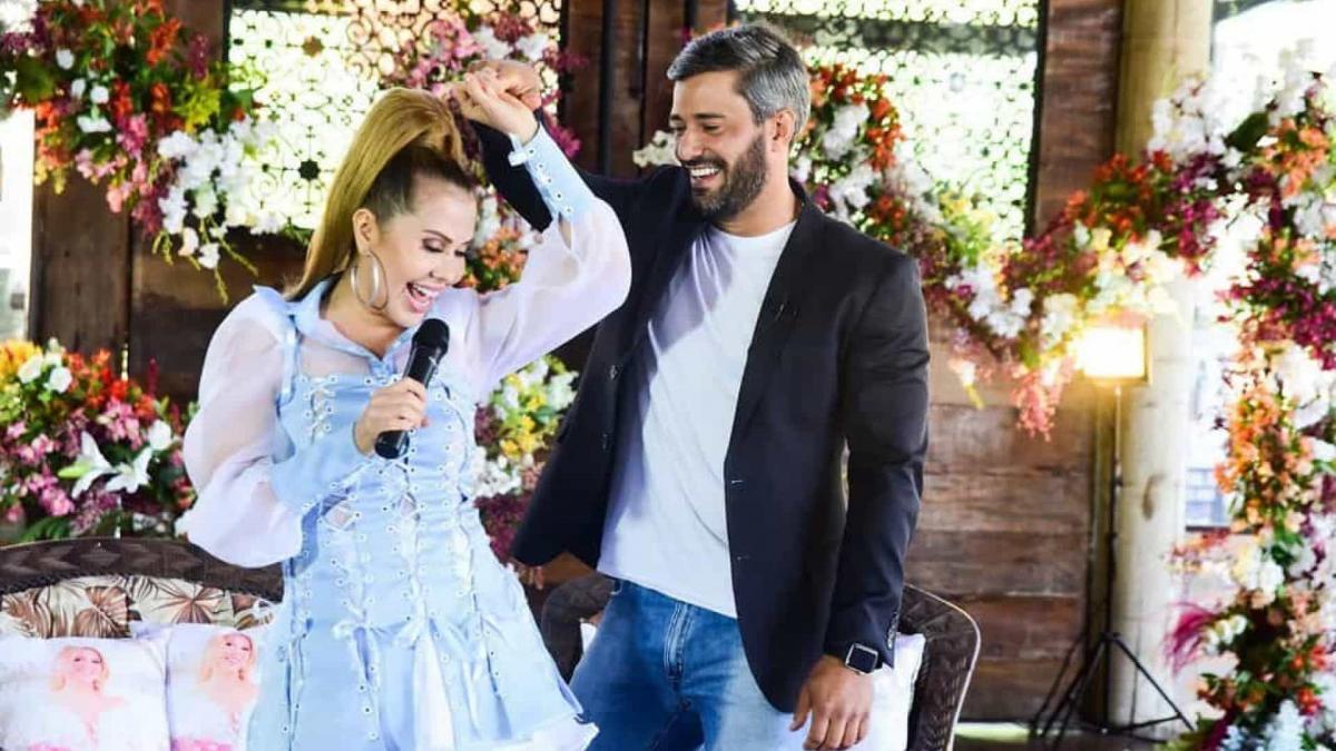 Joelma lança clipe romântico e sonha em se casar de novo