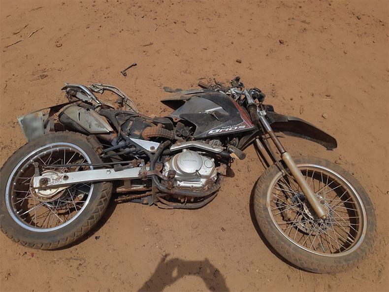 Motociclista de 36 anos morre em colisão na BR-222 em Batalha