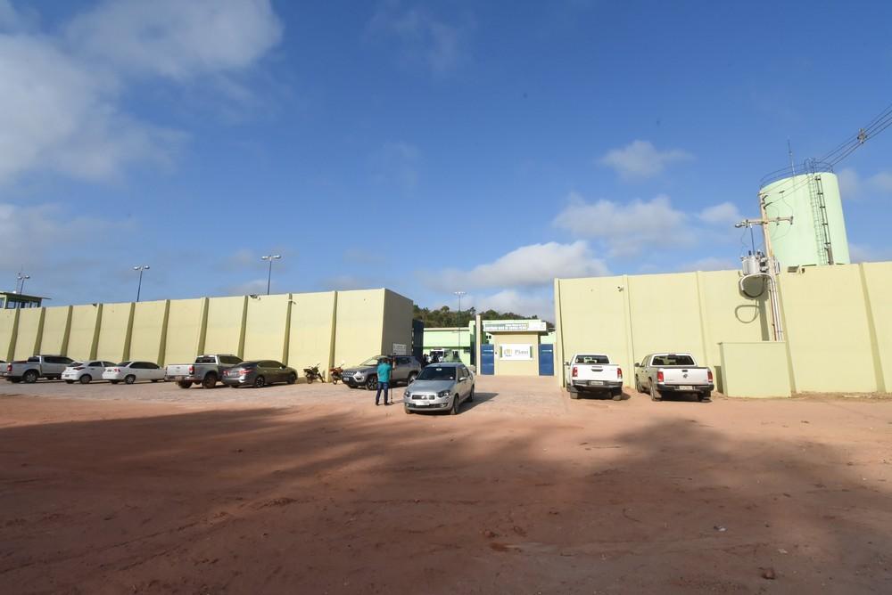 Sete presos fogem de presídio em Altos