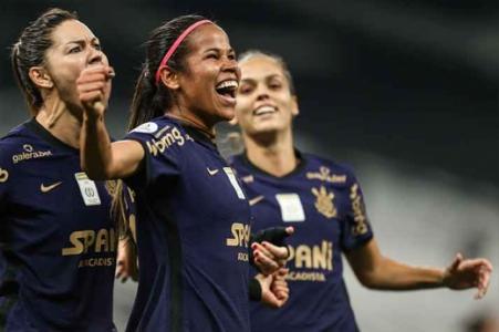 Corinthians vence Palmeiras no Brasileiro Feminino e conquista o tricampeonato