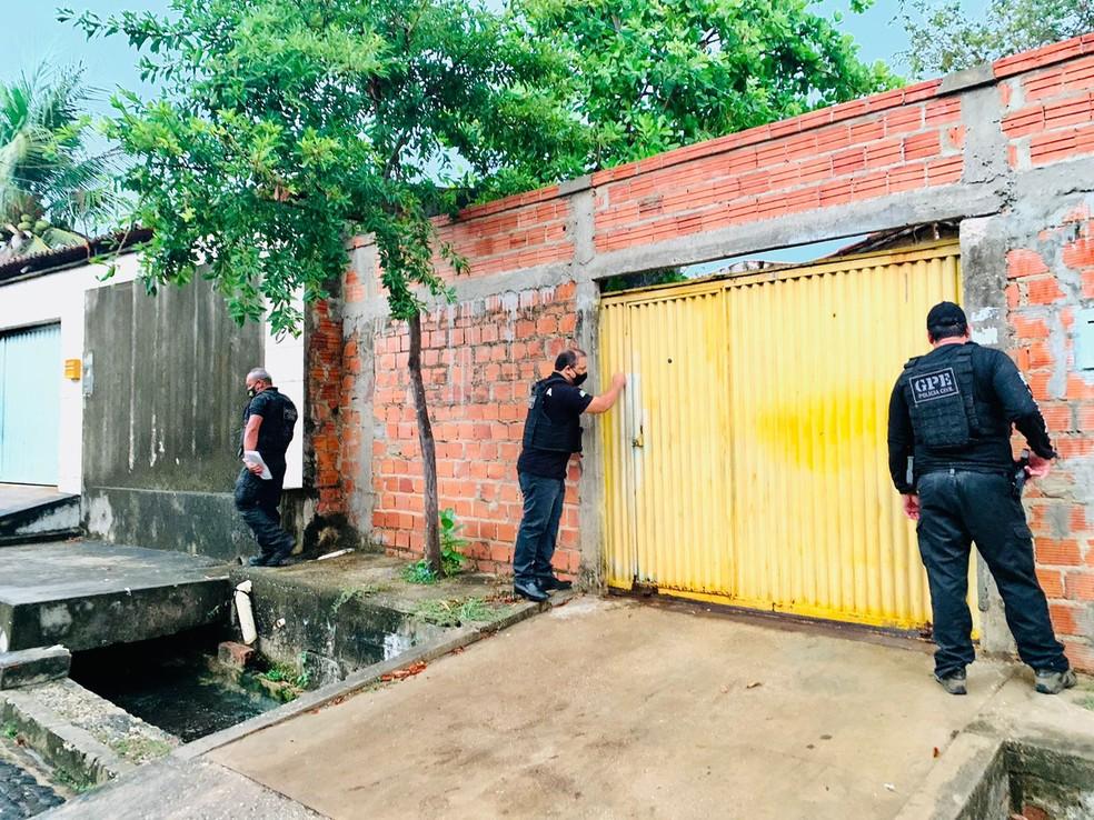 Polícia deflagra operação 'Cerco Fechado IV' e cumpre mandados de prisão em Teresina
