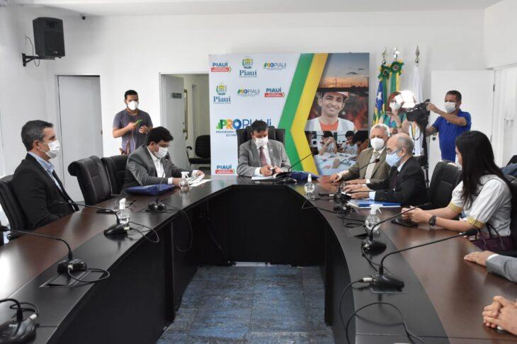 Governador do Piauí investirá R$ 5 milhões em Parque Tecnológico de Teresina