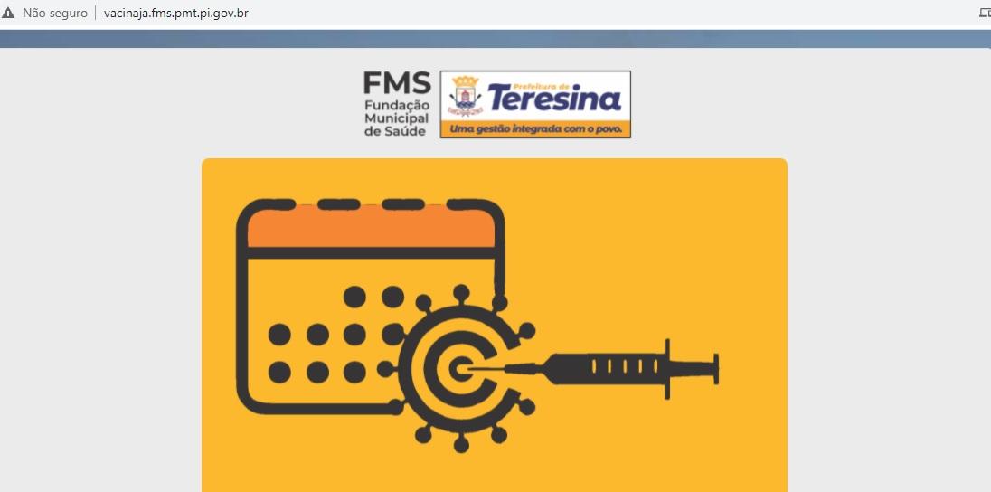 Teresina abre agendamento para adolescentes de 16 e 17 anos sem comorbidades e repescagem