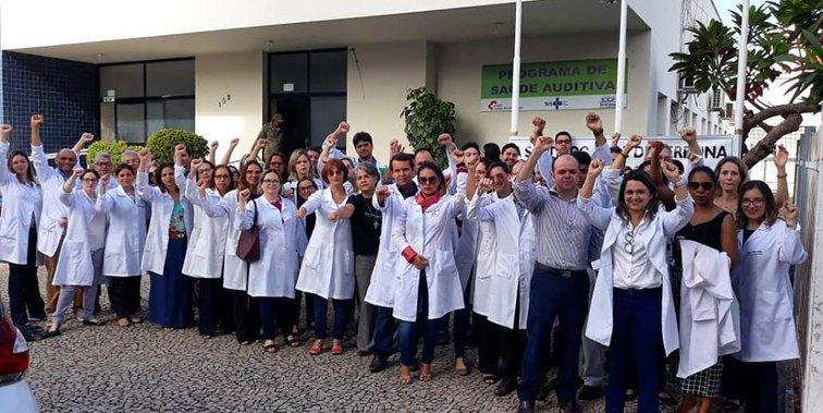 Servidores municipais da saúde entram em greve nesta quinta-feira