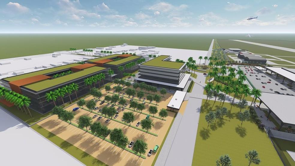 Edital de licitação da parceria público privada (PPP) do Aeroporto de Parnaíba é lançado