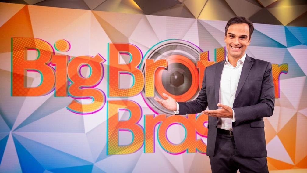 Anúncio: Tadeu Schmidt apresentará o BBB, e Maju Coutinho assumirá o 'Fantástico'