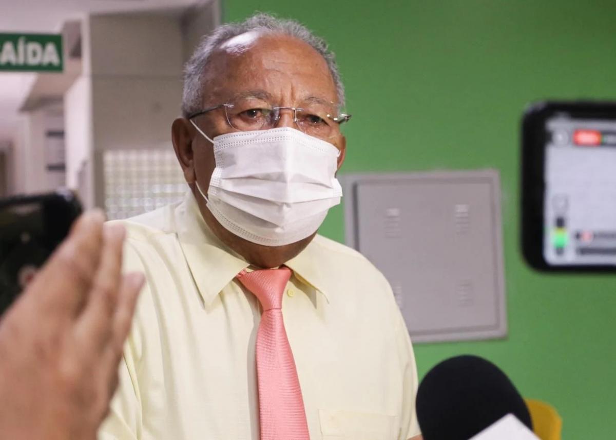 Dr. Pessoa volta a declarar insatisfações com o partido: