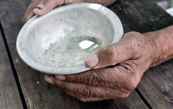 Estudo revela que quase 20 milhões de pessoas passam fome no Brasil