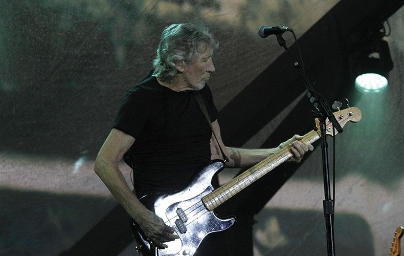 Roger Waters se casa pela quinta vez aos 78 anos e afirma estar muito feliz