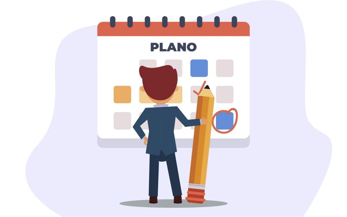 3 passos para executar o planejamento financeiro