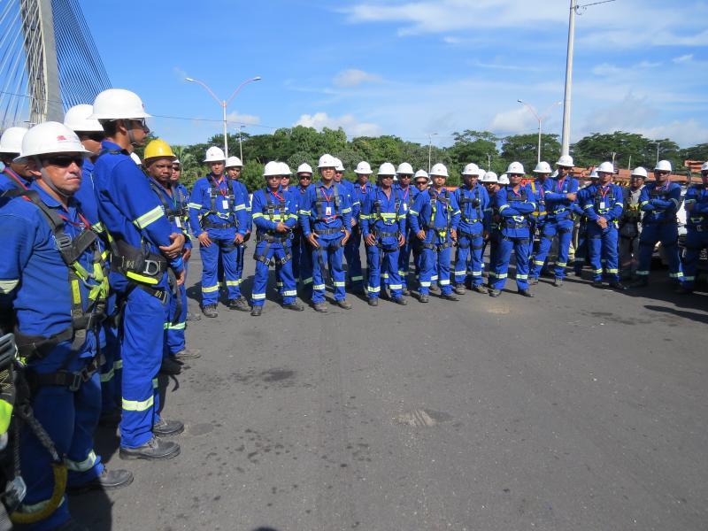 Eletrobras faz operação de cortes de energia na zona Sul de Teresina