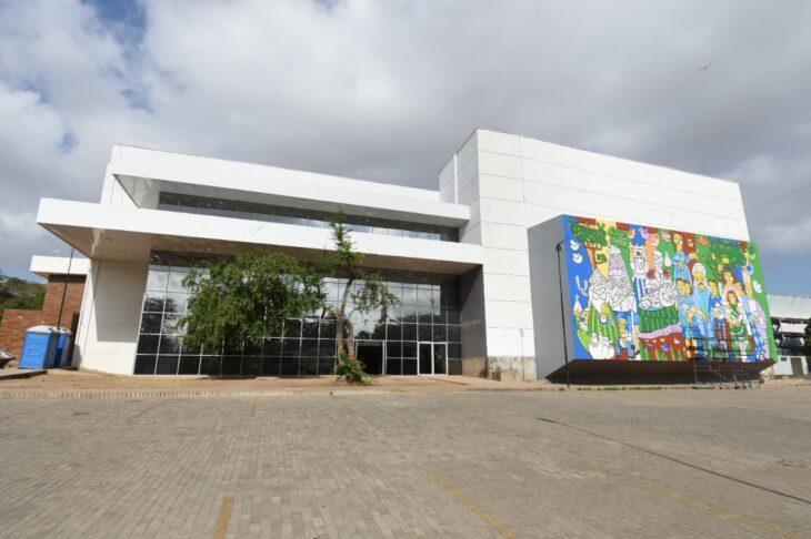 Feira de exposição de produtos do Piauí marca o retorno do Centro de Convenções