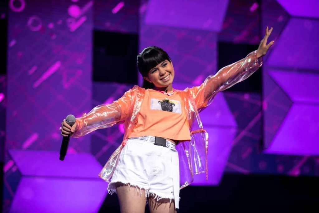Piauiense de 13 anos participa do programa Canta Comigo Teen 2 da Record