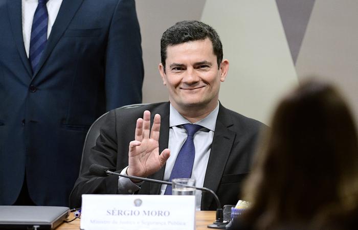 Sérgio Moro pode sair candidato à Presidência pelo Podemos