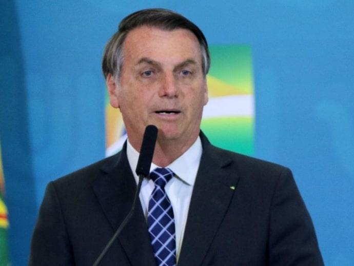 Bolsonaro diz que não vai interferir no preço dos combustíveis