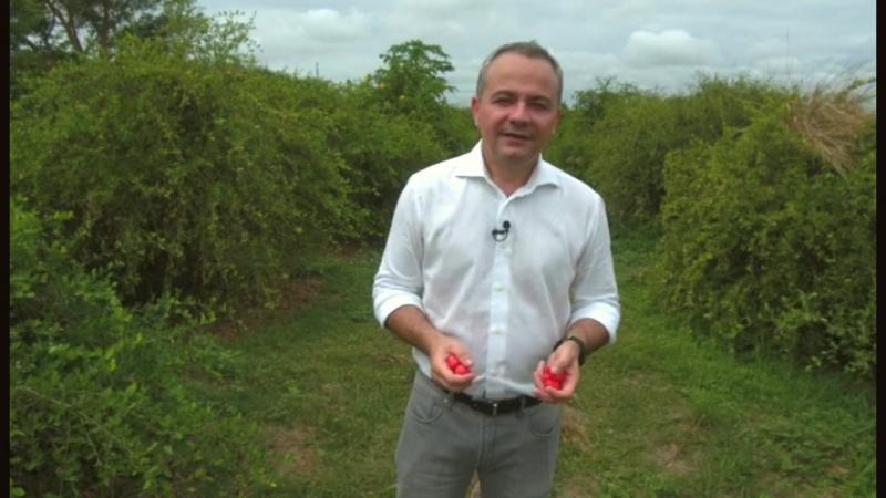 Valter Alencar visita o Projeto Tabuleiros Litorâneos, em viagem ao Norte do Piauí