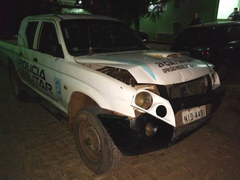 Prefeito e advogados 'forjam' acidente para resgatar primo do Governador preso pela PM