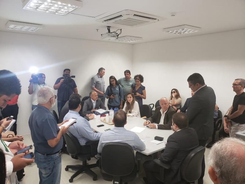 Governo do Piauí atrasa pagamentos e hospitais suspendem atendimento a plano do 'Iapep/Plamta'