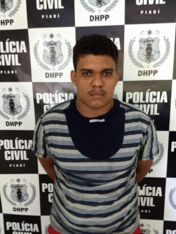 Preso suspeito de matar amigo após briga por causa de 'pipa' na zona Norte de Teresina
