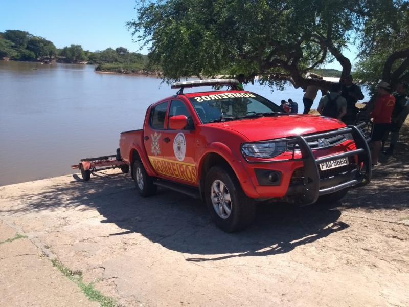 Corpo estado de decomposição é encontrado às margens do rio Parnaíba em Teresina