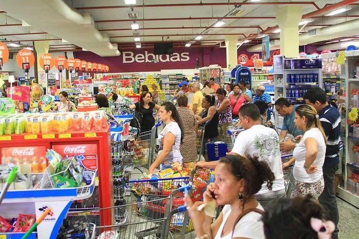 Supermercados de Teresina podem fechar na quinta-feira