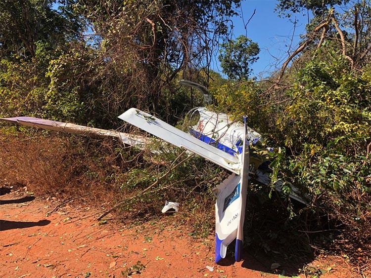Aeronave com ex-governador Wilson Martins faz pouso forçado no Maranhão