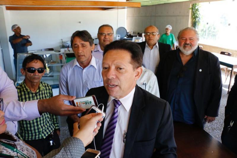 Partido Democracia Cristã lança Romualdo Sena como candidato ao governo do Estado