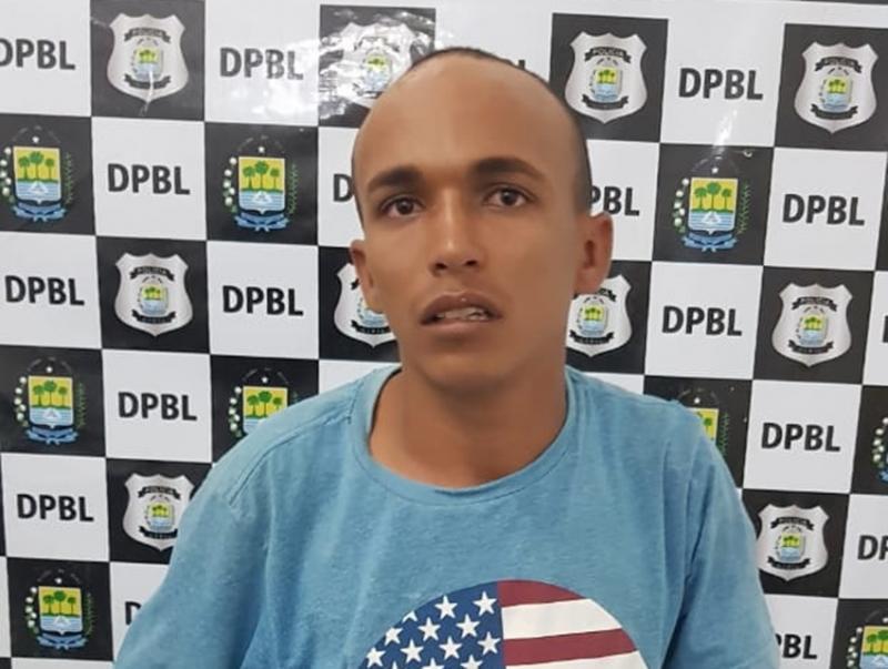 Preso acusado de agredir a ex-namorada em Buriti dos Lopes
