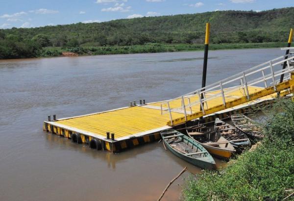 Homem morre afogado ao cair de lancha no rio Parnaíba