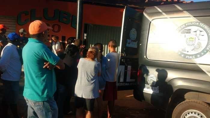Homem é morto a tiros dentro de banheiro em 'Clube de Shows' no Piauí