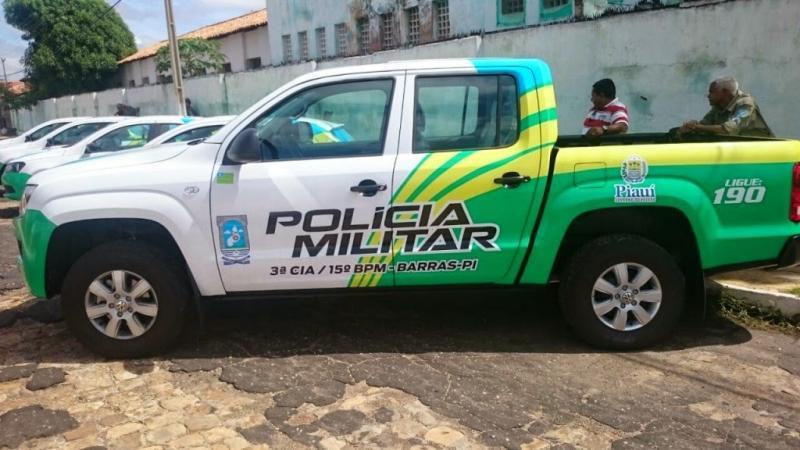 Empresário é baleado ao reagir a assalto em Barras