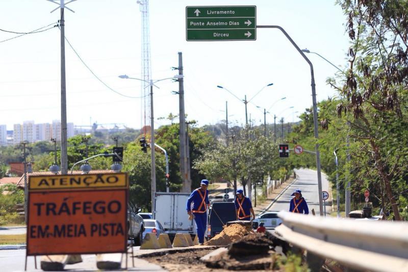 Faixa da ponte Wall Ferraz é interditada por tempo indeterminado