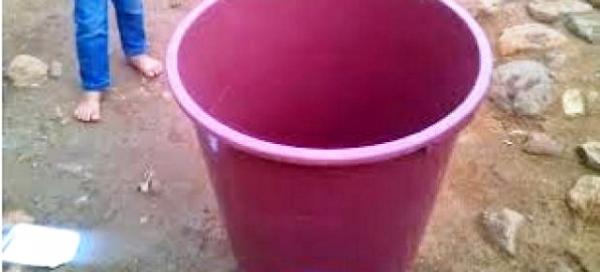 Criança morre após se afogar em balde no interior do Piauí