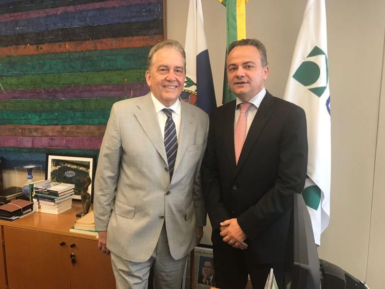 Valter Alencar pode ser candidato a vice-presidente em chapa pura do PSC