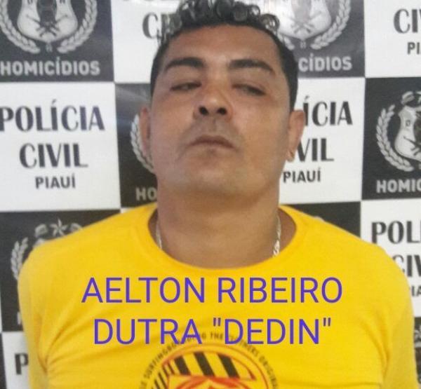 Foragido por tráfico de drogas é recapturado no bairro Dirceu