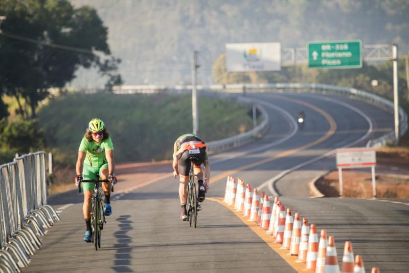 Campeonato Brasileiro reúne ciclistas de todo país em Teresina