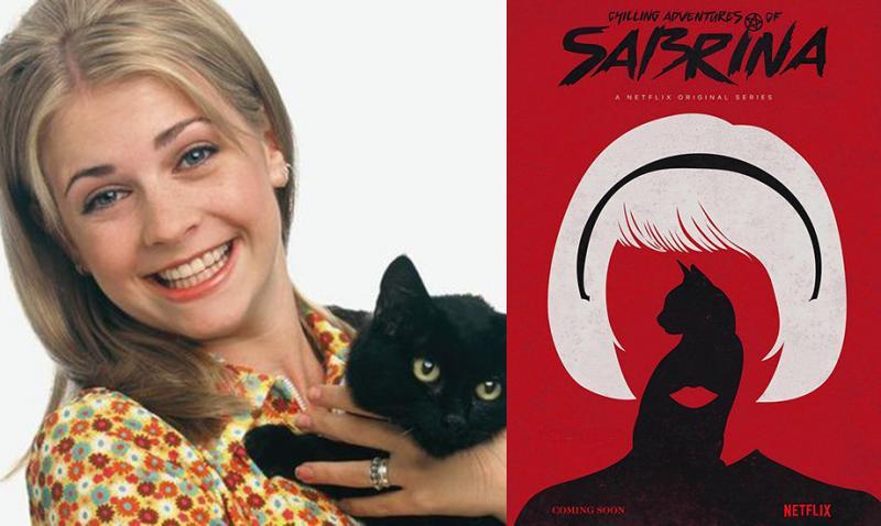 """Nova versão da série """"Sabrina, a Aprendiz de Feiticeira"""" ganha data de estreia!"""
