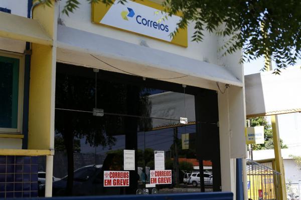 Funcionários dos Correios encerram greve hoje no Piauí