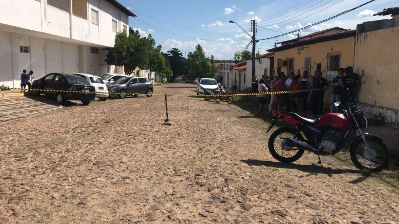 Primo de delegado é morto a tiros na zona Sul de Teresina