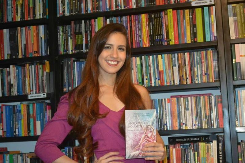 Lançamento do Livro – ''Amadurecer no amor – Cartas filosóficas''