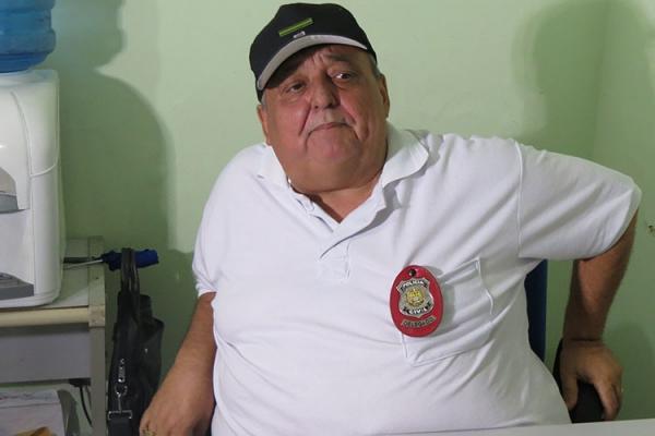 Delegado Jorginho morre vítima de infarto em Teresina
