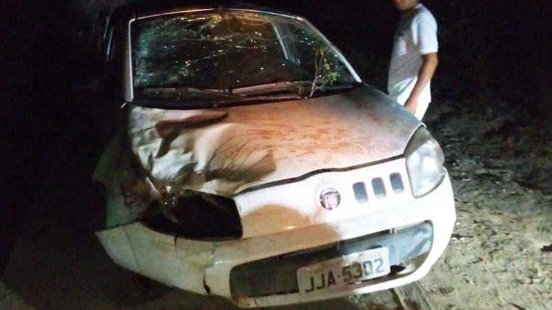 Homem morre em acidente em curva do Piauí