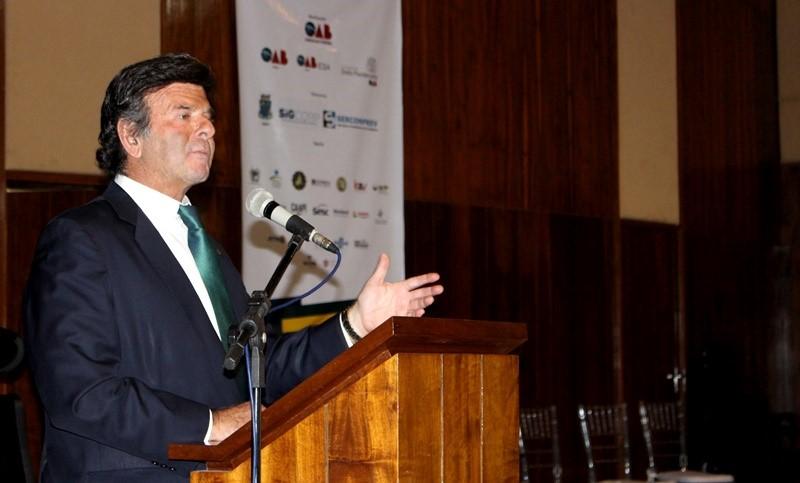 No Piauí: Ministro Luiz Fux destaca importância de garantir as prerrogativas da magistratura