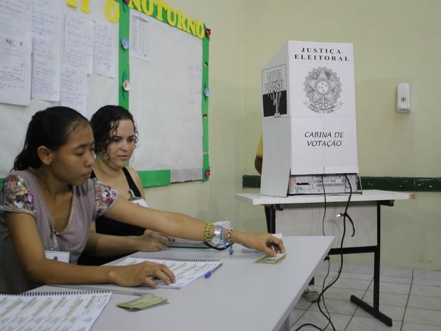 Mesários para eleições serão convocados até quarta-feira