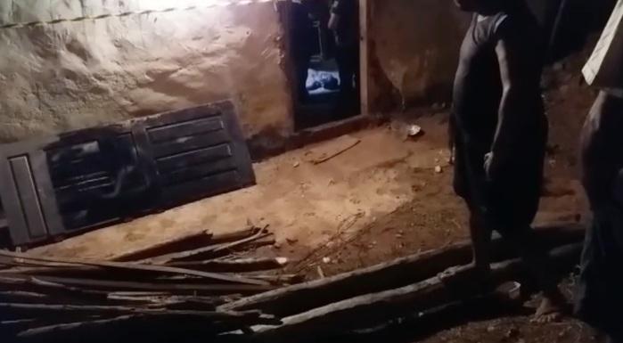 Dois homens são executados dentro da própria casa na zona Sul