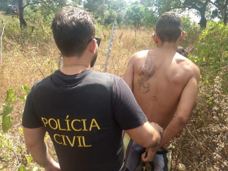 Operação Rapina prende 7 assaltantes e elucida latrocínio em Piripiri