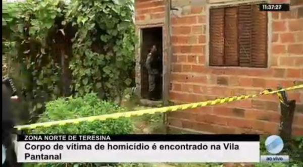 Homem é asssinado dentro de residência na zona Norte de Teresina